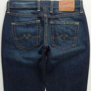 Lucky Brand Sweet N Low Boot Cut Jeans 0/25 A297J
